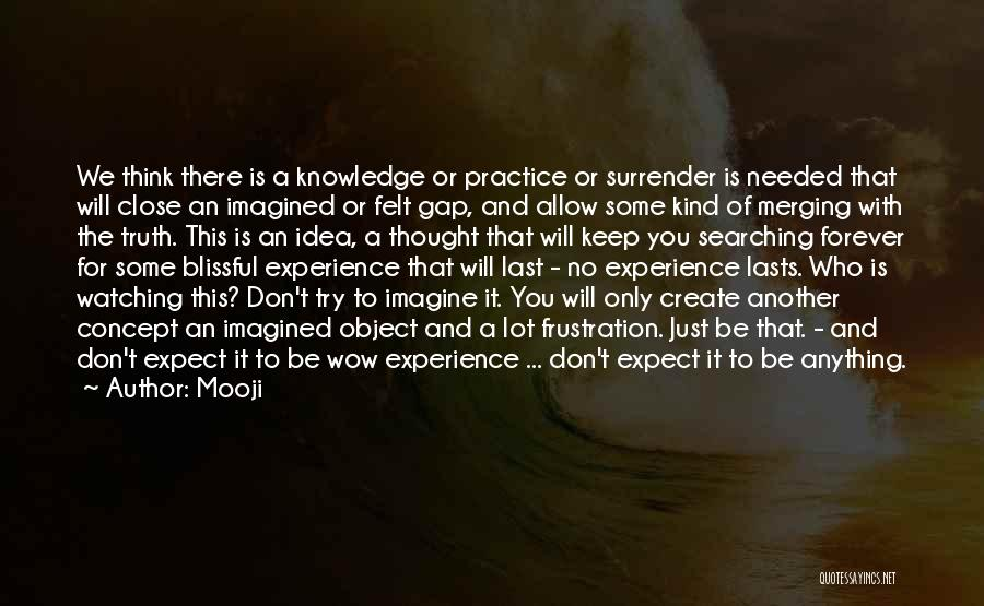 Merging Quotes By Mooji