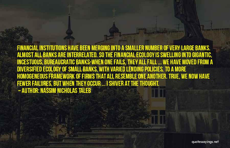 Merging Quotes By Nassim Nicholas Taleb