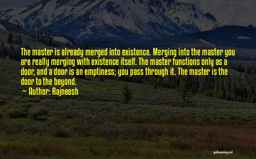 Merging Quotes By Rajneesh