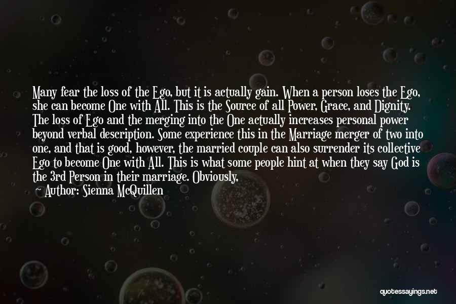 Merging Quotes By Sienna McQuillen