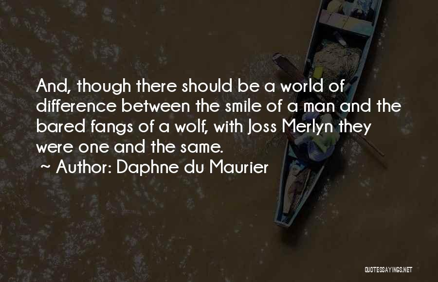 Merlyn Quotes By Daphne Du Maurier
