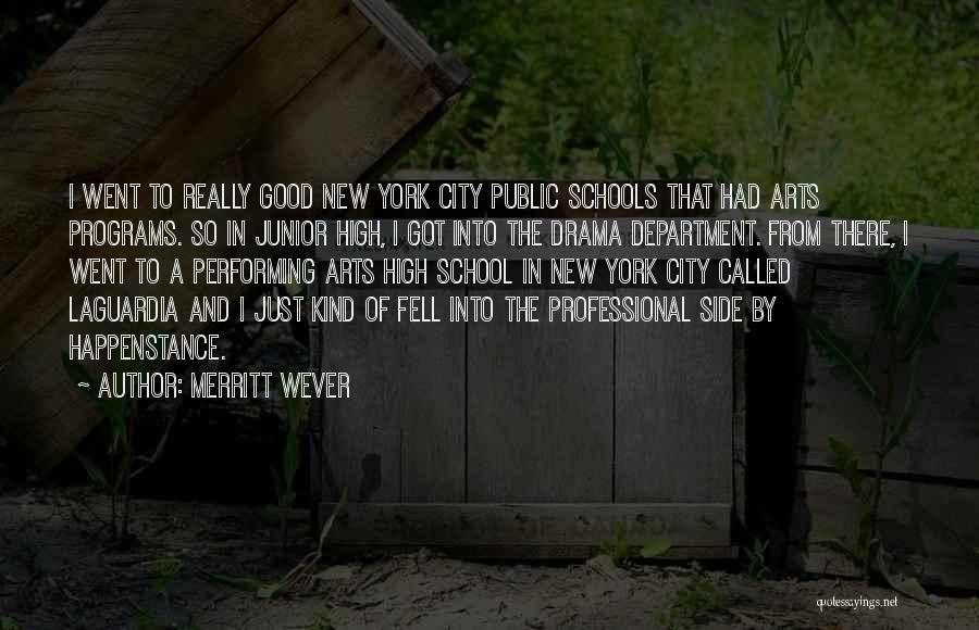 Merritt Wever Quotes 1978150