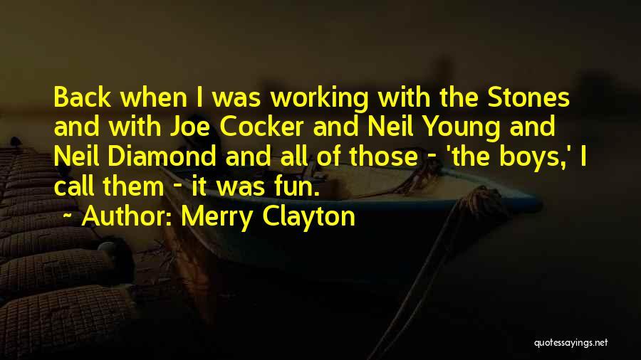 Merry Clayton Quotes 1155886