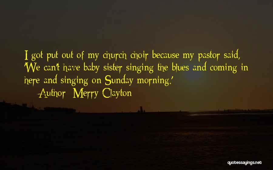 Merry Clayton Quotes 1378550