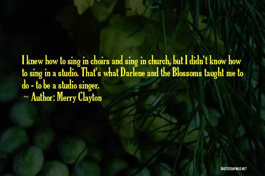 Merry Clayton Quotes 812670