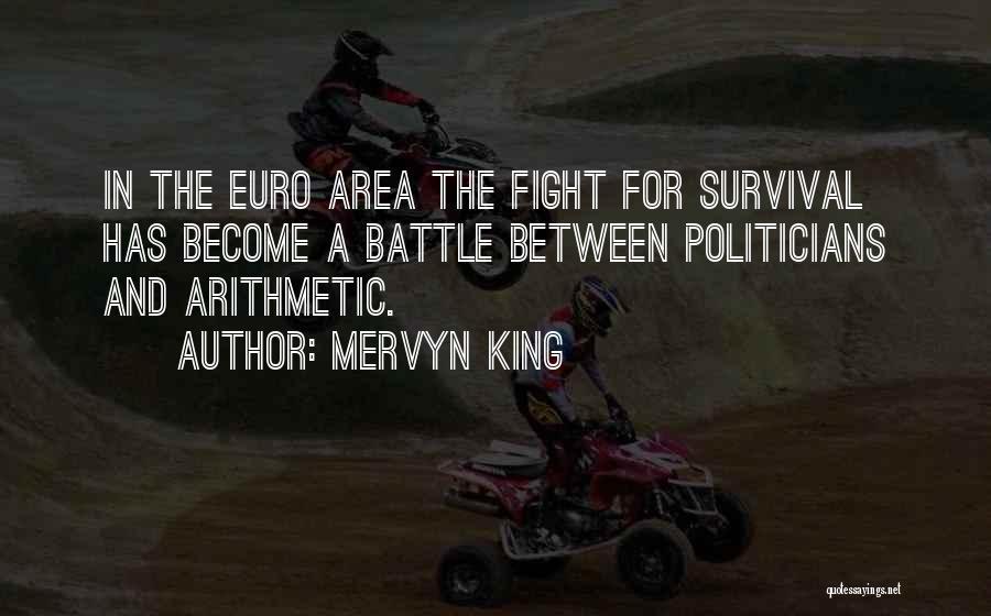 Mervyn King Quotes 1416063