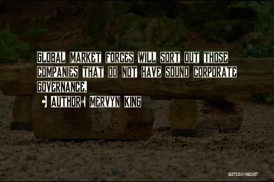 Mervyn King Quotes 144273
