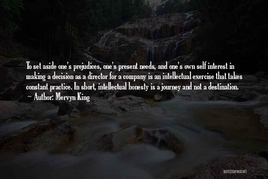 Mervyn King Quotes 84919