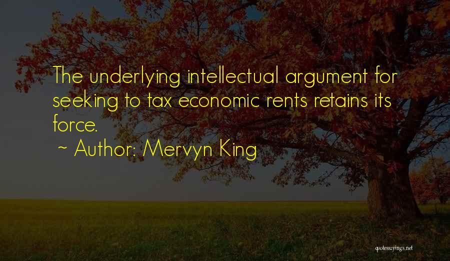 Mervyn King Quotes 89768