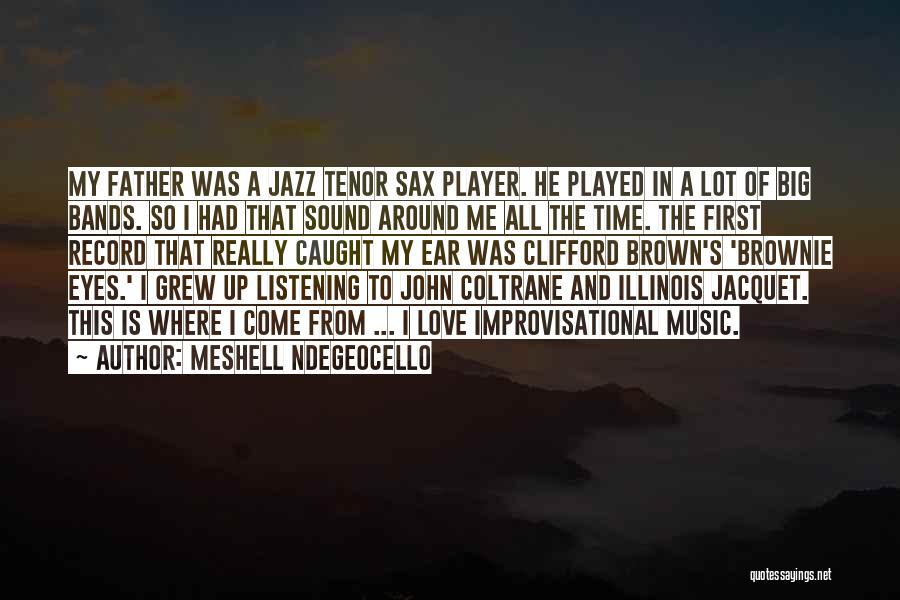 Meshell Ndegeocello Quotes 1214945