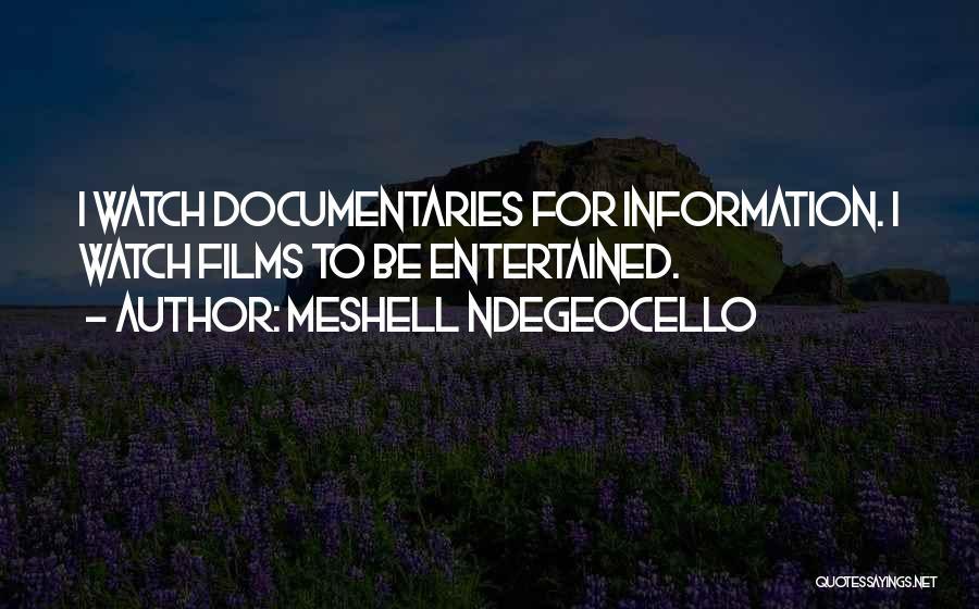 Meshell Ndegeocello Quotes 929995