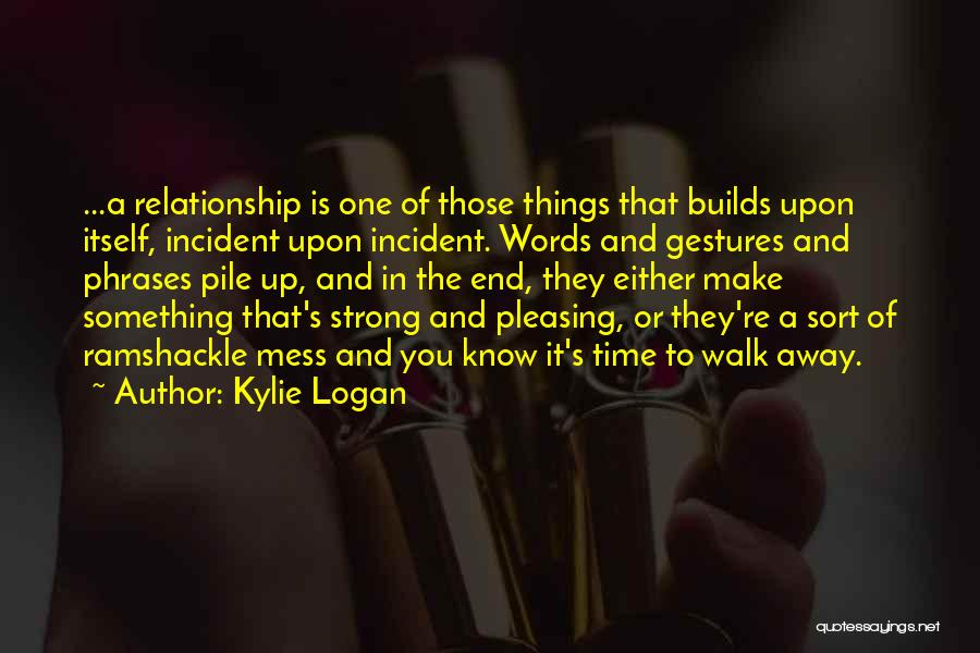 Top 24 Quotes & Sayings About Mess Up A Relationship