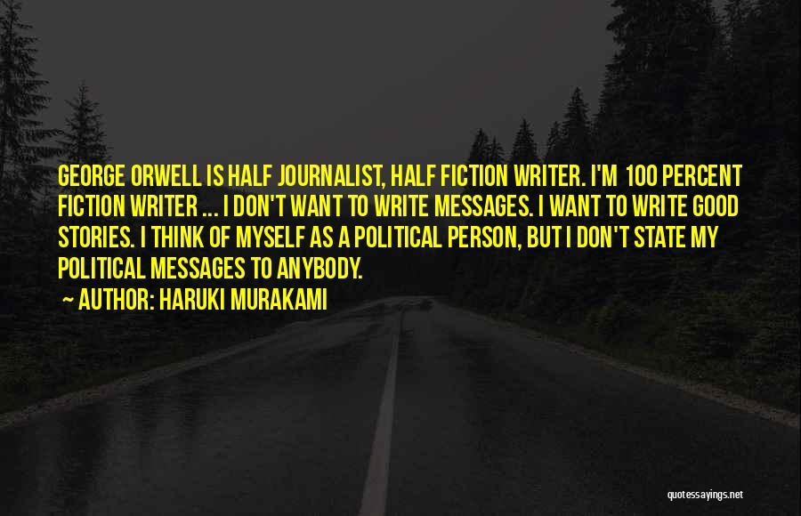 Messages Quotes By Haruki Murakami