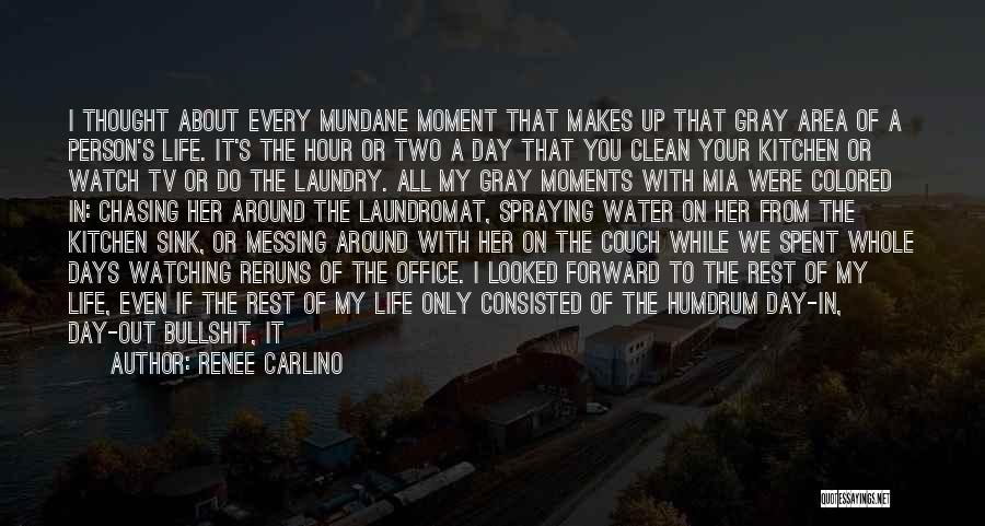 Messing It Up Quotes By Renee Carlino