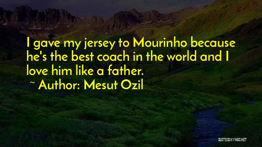 Mesut Ozil Quotes 1100406