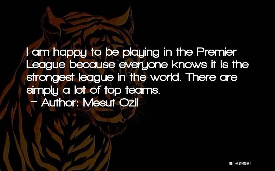 Mesut Ozil Quotes 1238219