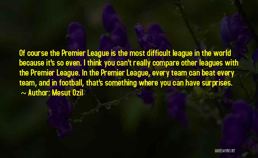 Mesut Ozil Quotes 1428292