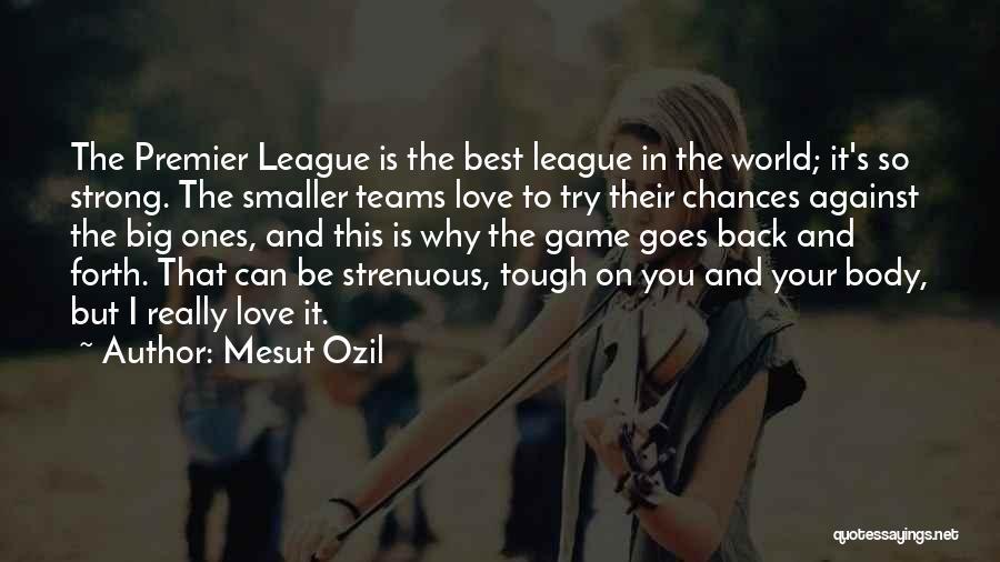 Mesut Ozil Quotes 714993