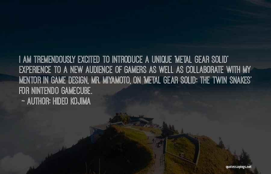 Metal Gear Solid 4 Quotes By Hideo Kojima