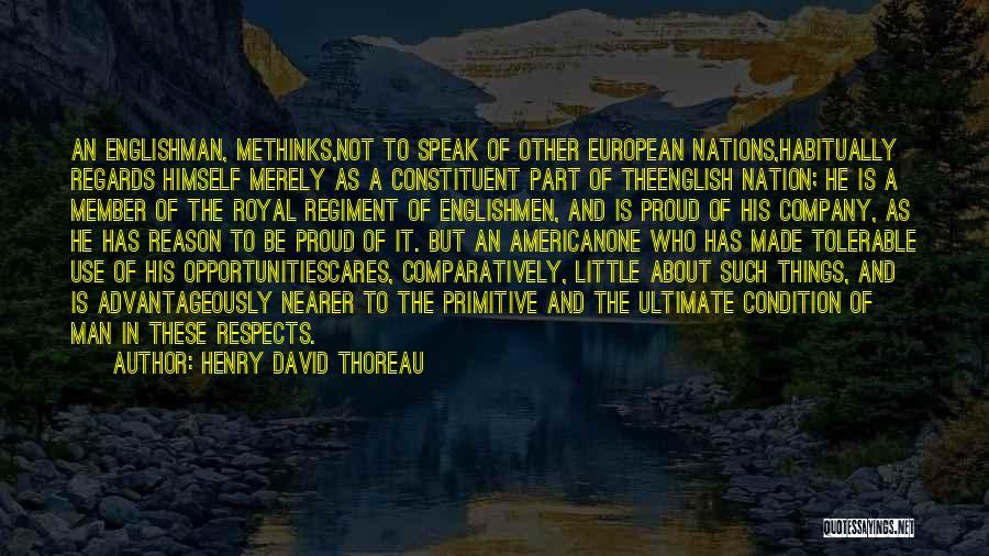 Methinks Quotes By Henry David Thoreau