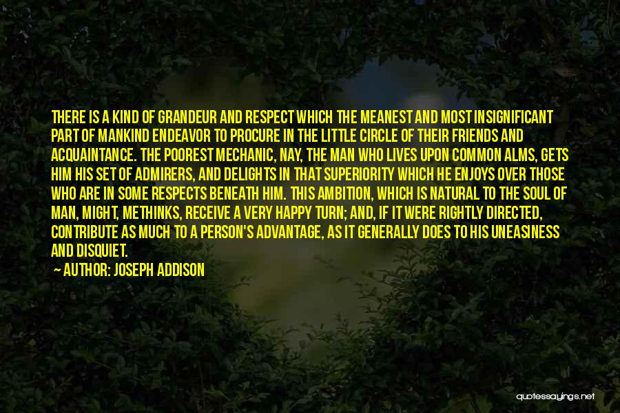 Methinks Quotes By Joseph Addison