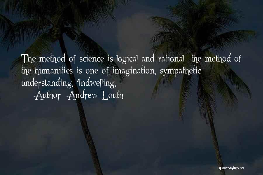 Methodology Quotes By Andrew Louth