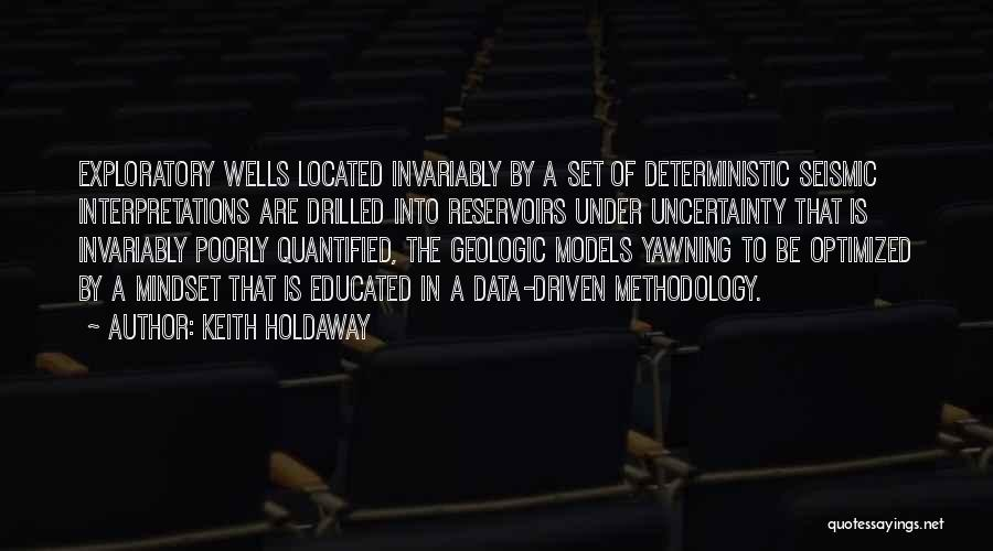 Methodology Quotes By Keith Holdaway