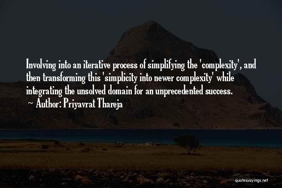 Methodology Quotes By Priyavrat Thareja