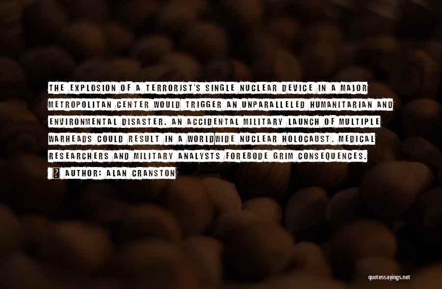 Metropolitan Quotes By Alan Cranston