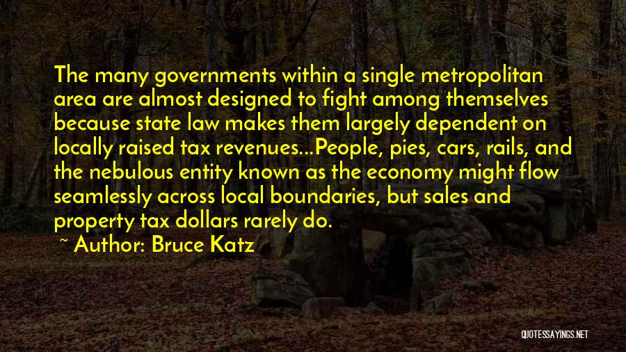 Metropolitan Quotes By Bruce Katz