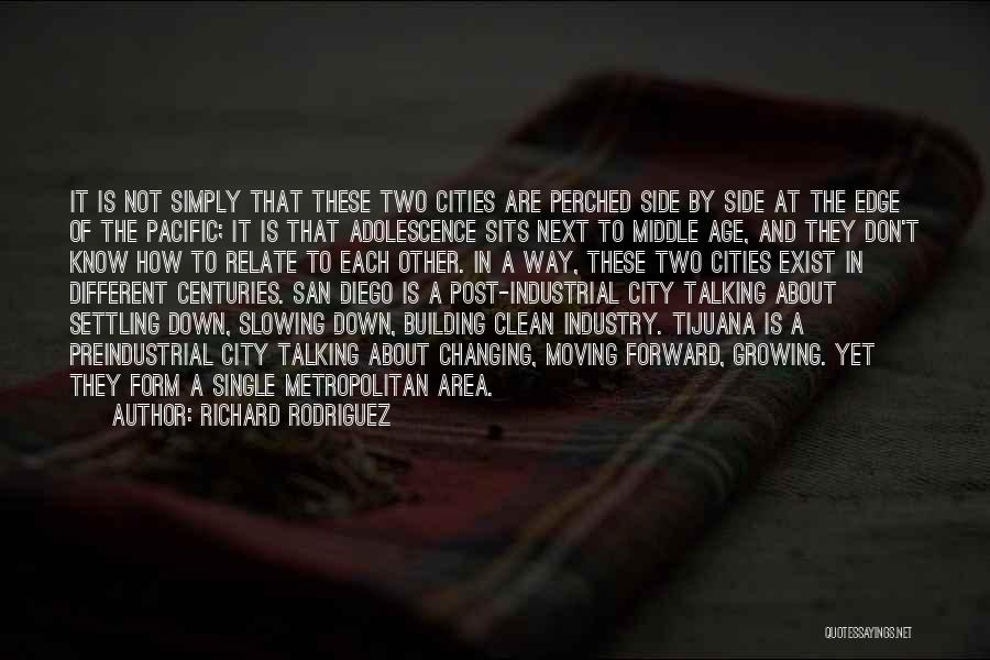 Metropolitan Quotes By Richard Rodriguez
