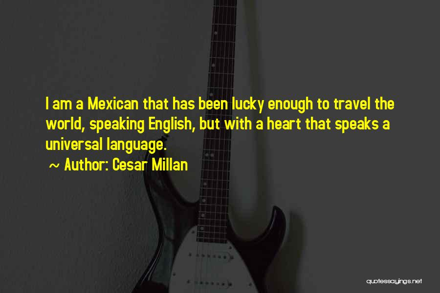 Mexican Quotes By Cesar Millan