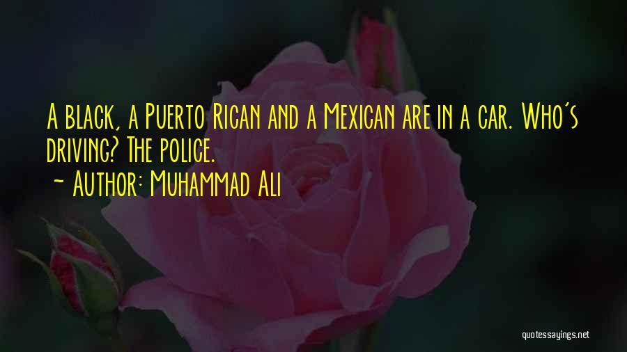 Mexican Quotes By Muhammad Ali