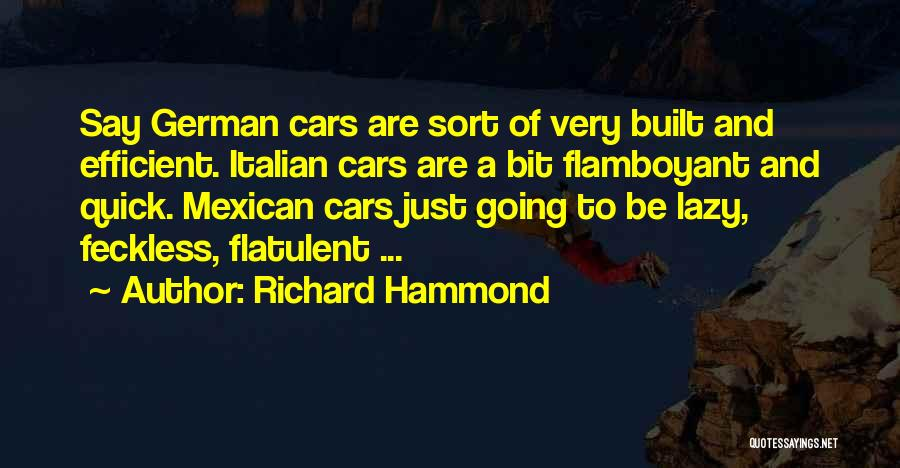 Mexican Quotes By Richard Hammond