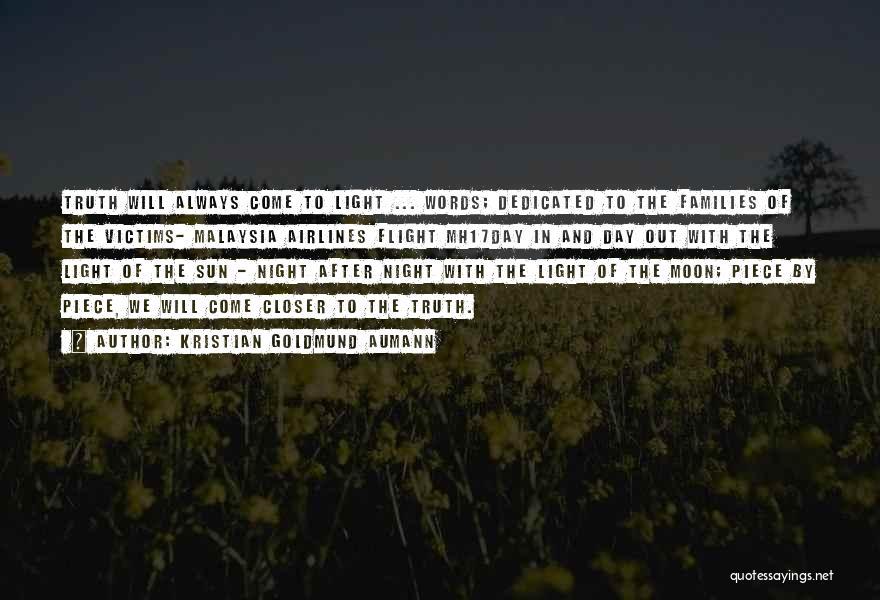 Mh17 Quotes By Kristian Goldmund Aumann