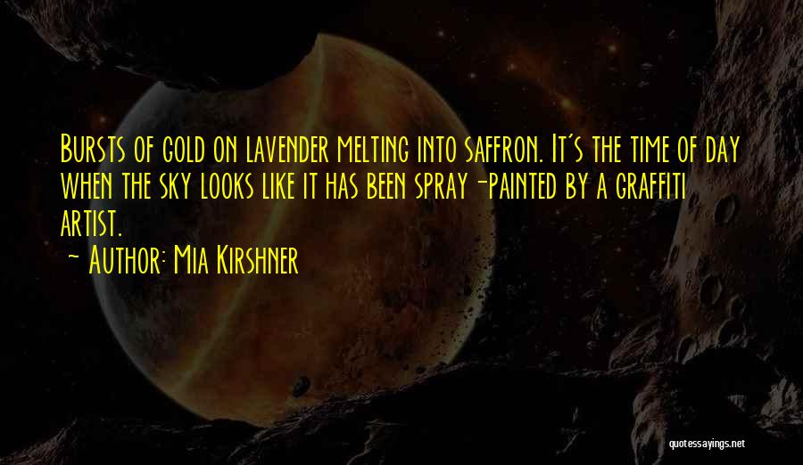 Mia Kirshner Quotes 2077483