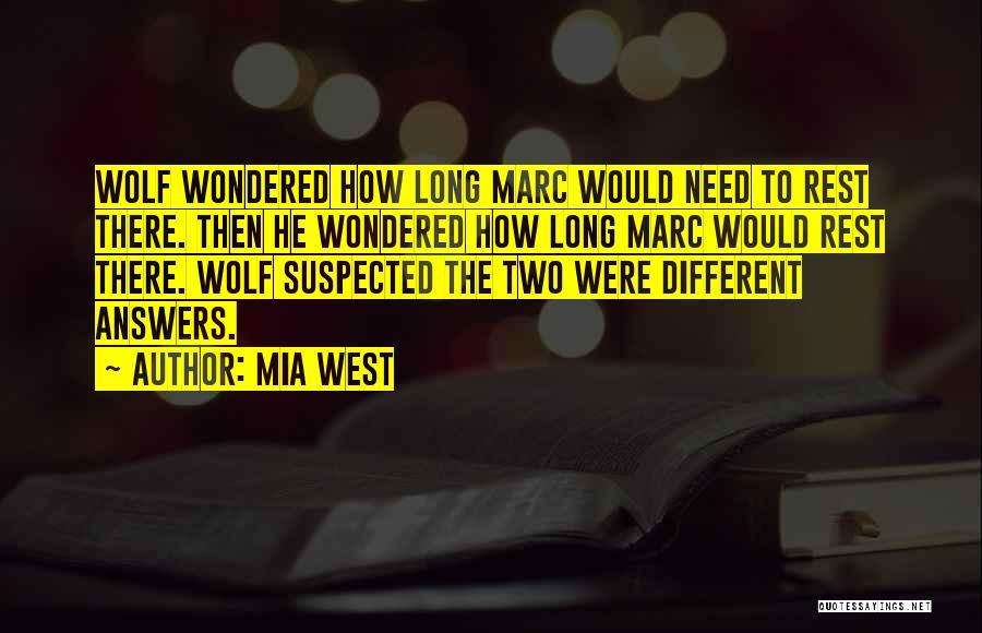 Mia West Quotes 1388189