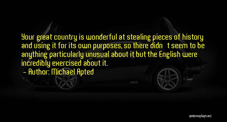 Michael Apted Quotes 958247