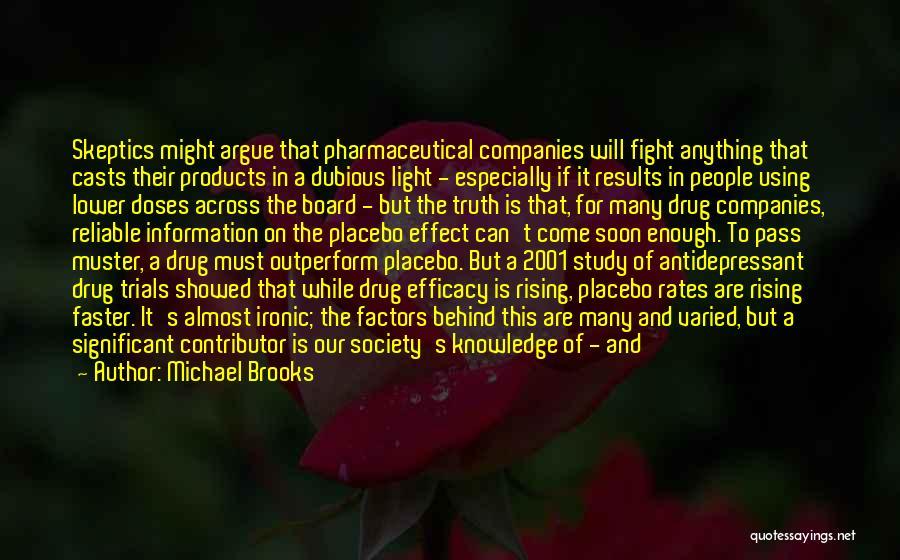 Michael Brooks Quotes 793816