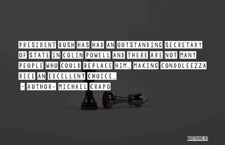 Michael Crapo Quotes 353602