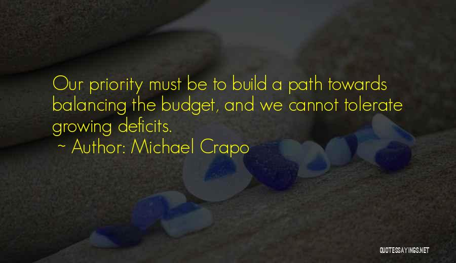 Michael Crapo Quotes 400415
