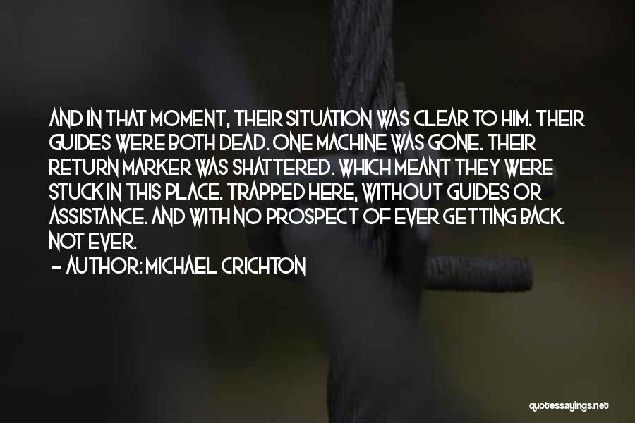 Michael Crichton Quotes 1038694