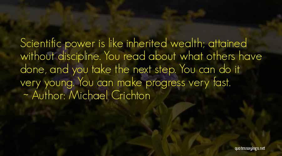 Michael Crichton Quotes 1048989