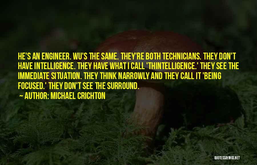 Michael Crichton Quotes 1238787