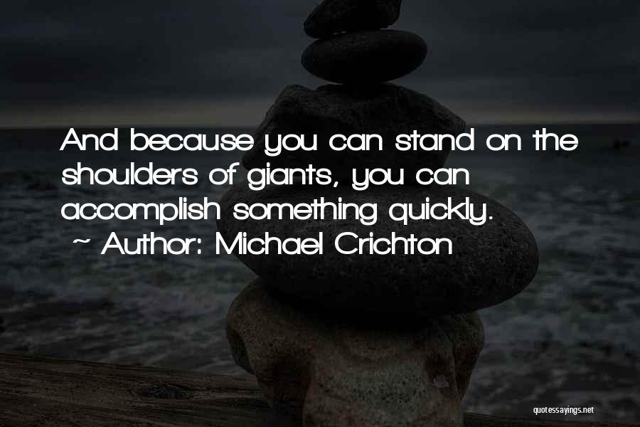 Michael Crichton Quotes 1251082