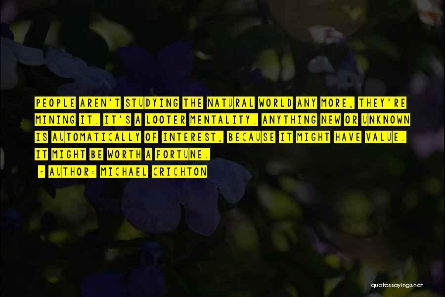 Michael Crichton Quotes 1325999