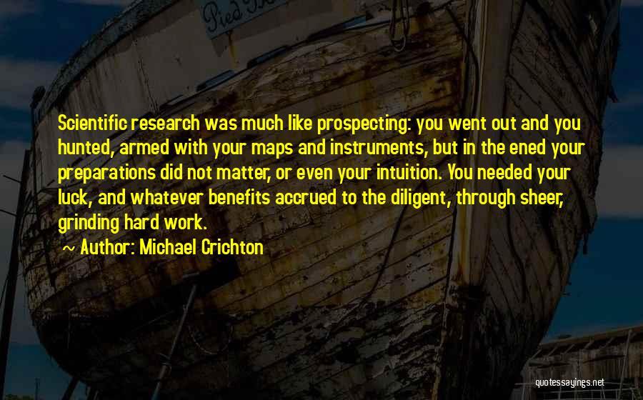 Michael Crichton Quotes 1392983