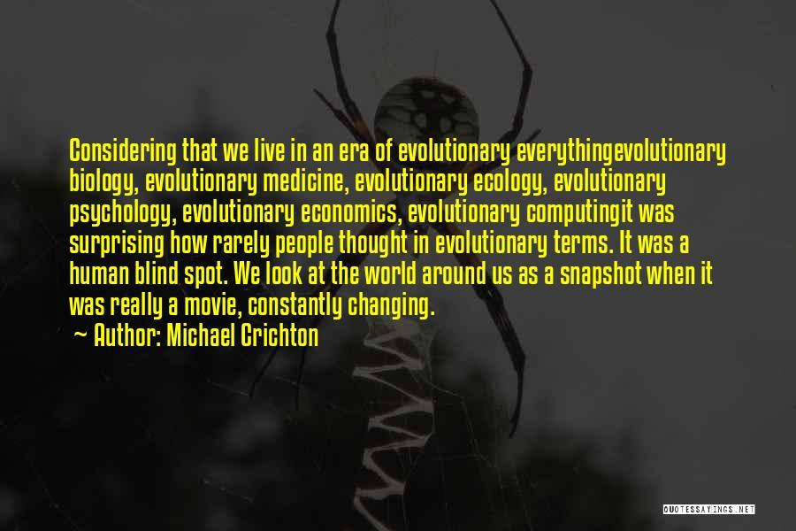 Michael Crichton Quotes 175325