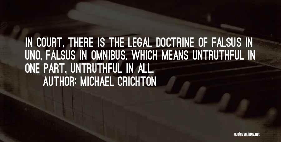 Michael Crichton Quotes 180564