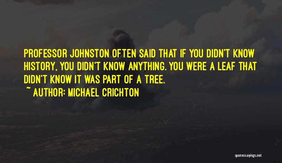 Michael Crichton Quotes 199669